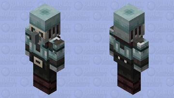 illager shock trooper Minecraft Mob Skin