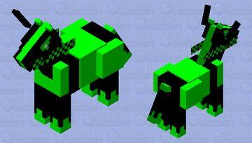 omega one Minecraft Mob Skin