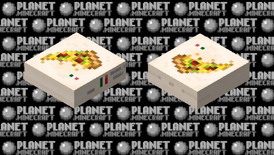 Italian Pizza Box [Household Item Event] Minecraft Skin