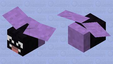 Gastly (Pokémon) - Bee Minecraft Mob Skin