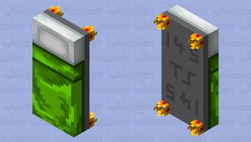 HoverBed 145 Minecraft Mob Skin