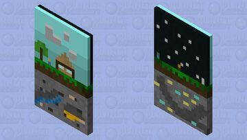 MineCraft 2D v1.16.1 Minecraft Mob Skin