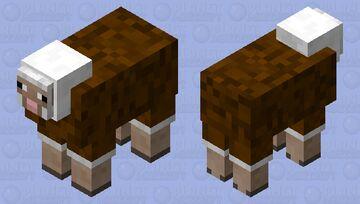 Flecked Sheep (Minecraft Earth) Minecraft Mob Skin
