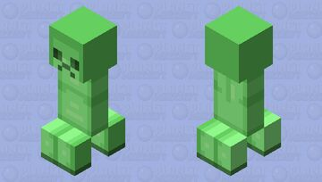 :𝕒𝕟 𝕖𝕩𝕔𝕦𝕤𝕖 𝕥𝕠 𝕡𝕠𝕤𝕥 𝕤𝕠𝕞𝕖𝕥𝕙𝕚𝕟𝕘: Minecraft Mob Skin