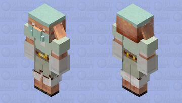 Doctor Piglin Minecraft Mob Skin