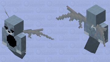 flying pet Minecraft Mob Skin