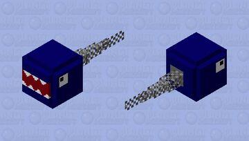 Chain chomp the somehow dog Minecraft Mob Skin