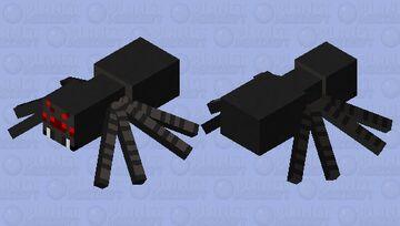 Spider models Minecraft Mob Skin