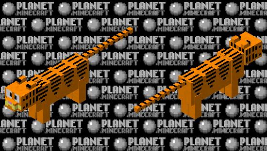 Garfield the Cat Minecraft Skin