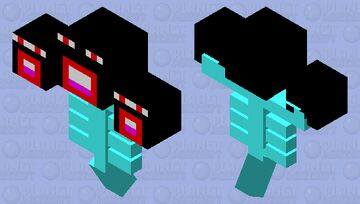 the meeper Minecraft Mob Skin