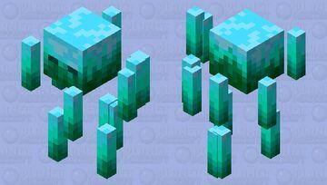 Blizz Minecraft Mob Skin
