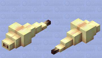Maggot Minecraft Mob Skin