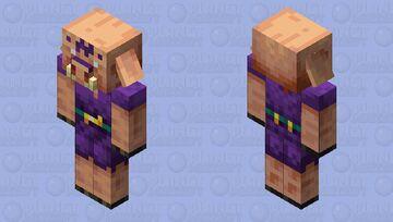 Piglin Sorcerer Minecraft Mob Skin