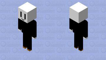 Henry Stickmin Minecraft Mob Skin
