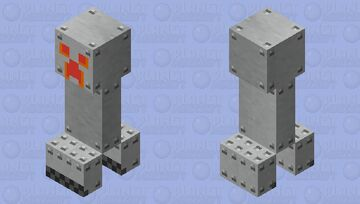 creep-0 3000 Minecraft Mob Skin