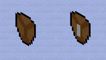 Leather Shield Minecraft Mob Skin