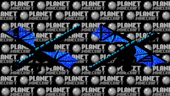 Ender Dragon crital Minecraft Skin
