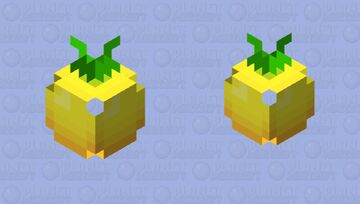 Golden Apple Minecraft Mob Skin