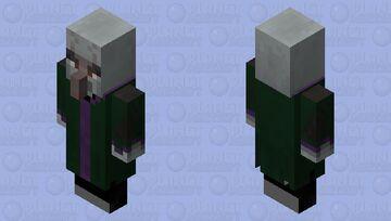 Necromancer Minecraft Mob Skin