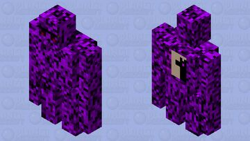 ender golem Minecraft Mob Skin