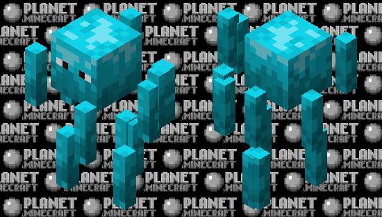 Blizz (Frost Blaze) Minecraft Skin