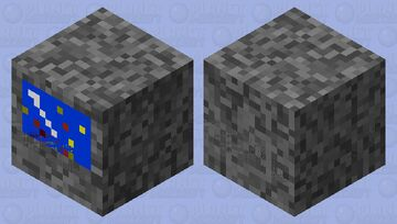 oven shulker Minecraft Mob Skin