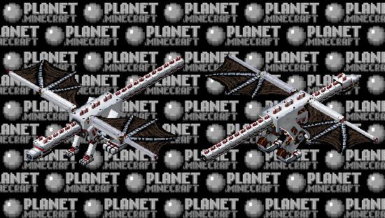 Mechender-Dragon Minecraft Skin