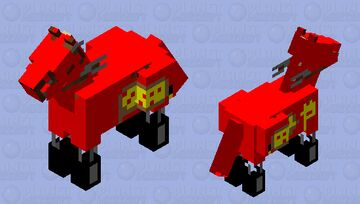 Pizza delivery!!! Another by my brother Minecraft Mob Skin