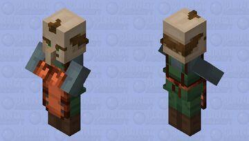 Leatherworker Minecraft Mob Skin