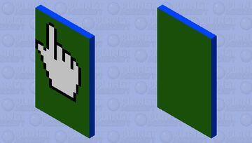 Clickbait Minecraft Mob Skin