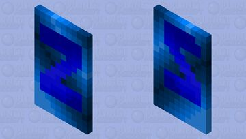 Zip103's Cape! Minecraft Mob Skin