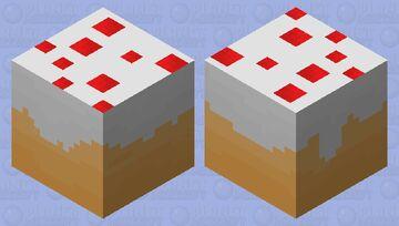 Cake Minecraft Mob Skin