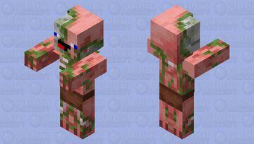 Zombie Noobman Minecraft Mob Skin