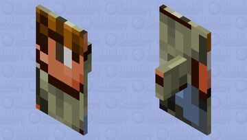 im back with this thing Minecraft Mob Skin