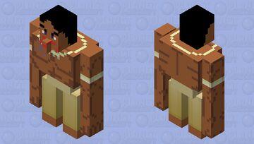 Bora Minecraft Mob Skin