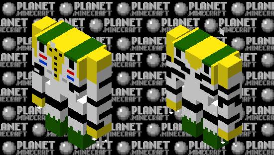 Regigigas Minecraft Skin