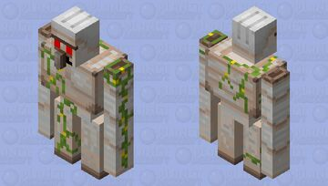 Mad boi Minecraft Mob Skin