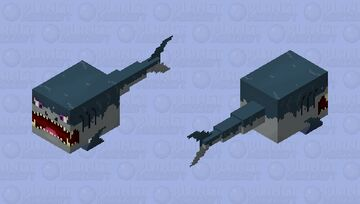 Barracuda Minecraft Mob Skin