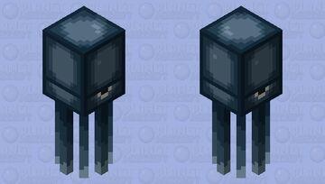 Better squid Minecraft Mob Skin
