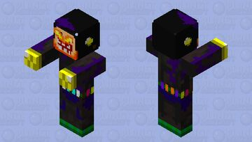 Cool THICCTOR thing Minecraft Mob Skin