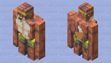 OwO Minecraft Mob Skin