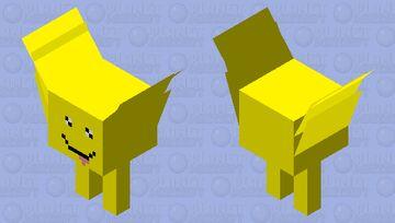 Silly Strider Minecraft Mob Skin