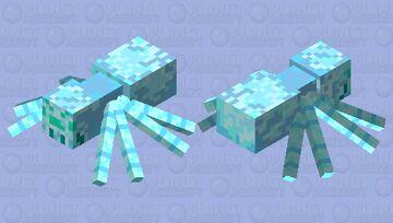 Tundra Spider?? Minecraft Mob Skin
