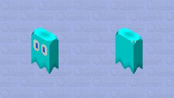 Inky Minecraft Mob Skin