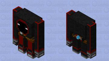 BadBoyHalo Golem Minecraft Mob Skin