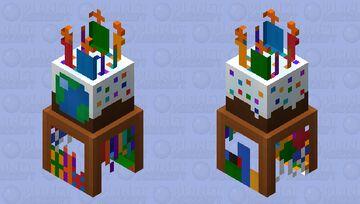 PMC Party Bundle Minecraft Mob Skin