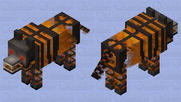 Hellhound Minecraft Mob Skin