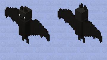 Batter Bat Minecraft Mob Skin