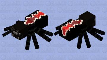 Katipō Minecraft Mob Skin