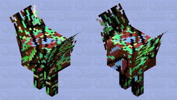 mEmE StRiDeR MuLtI CoLoR Minecraft Mob Skin